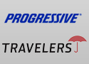 Progressive and Travelers